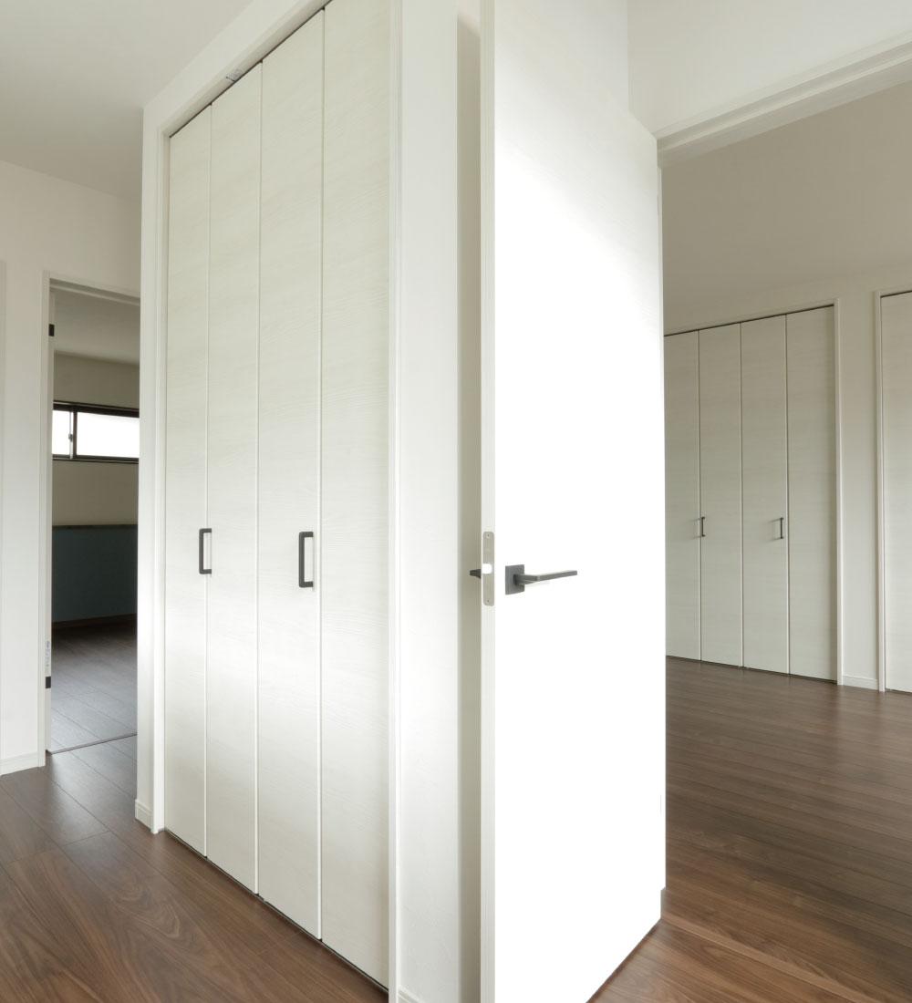 シンプルなお部屋