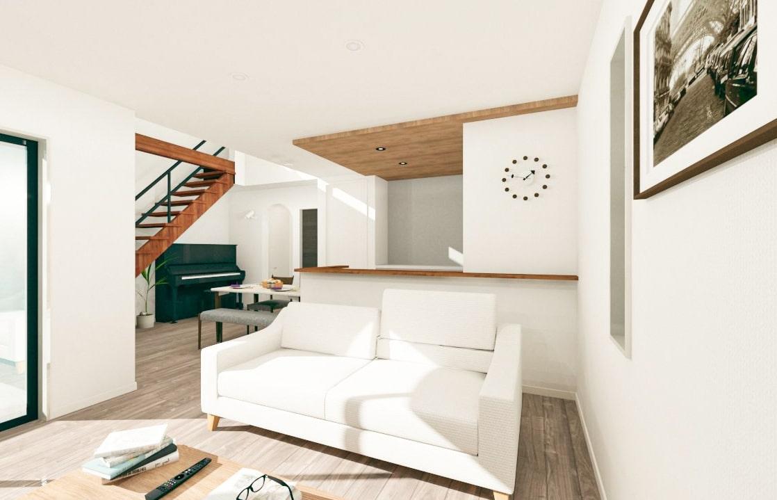 音楽と共にお家時間を満喫できる家 | クラッセ住宅販売株式会社