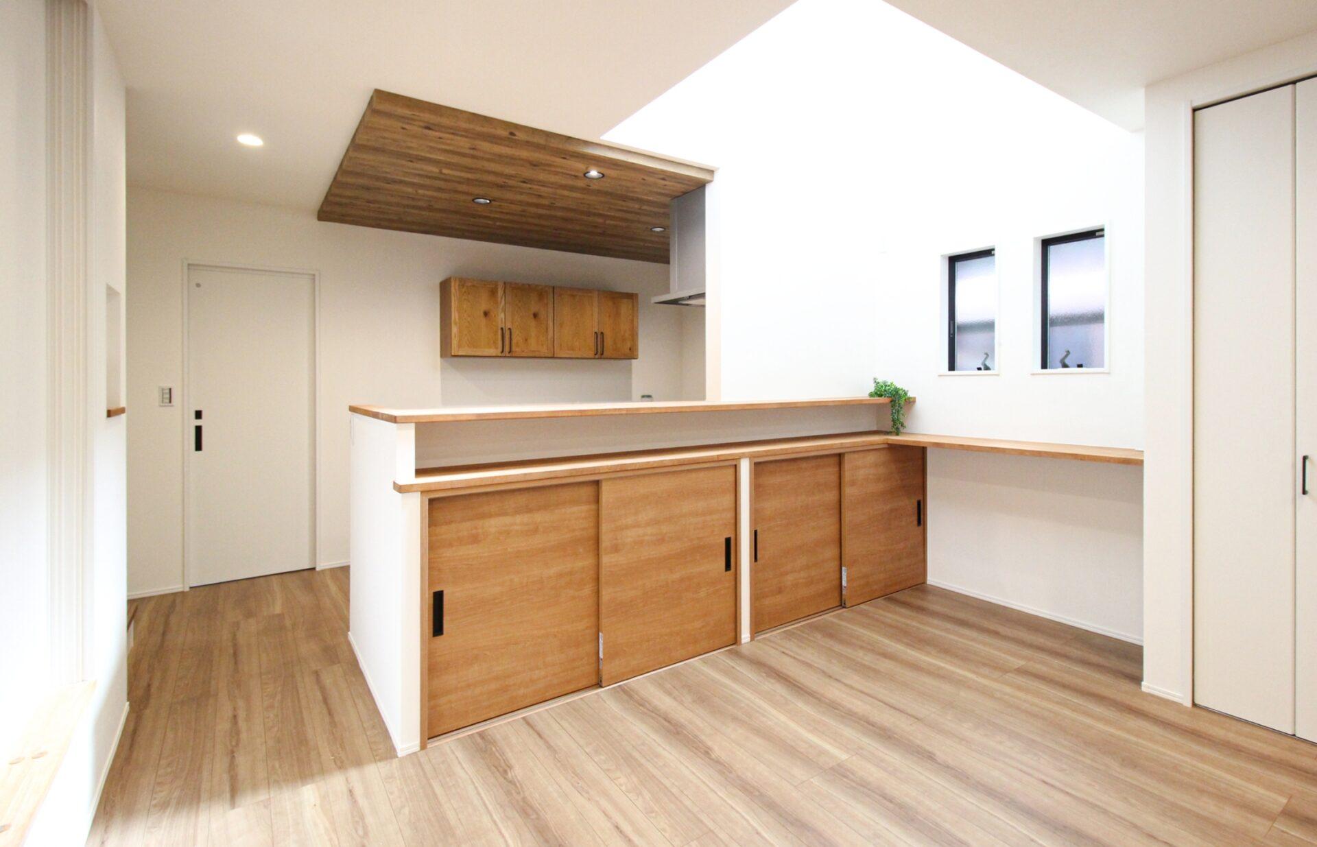 セカンドリビングとうんていで生活を楽しむ家 | クラッセ住宅販売株式会社